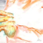 La ragazza senza mani Alix Morel
